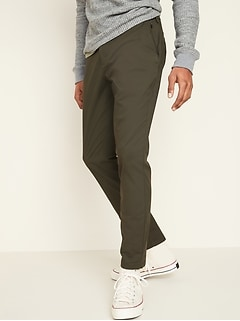 Athletic Built-In Flex Ultimate Chino Tech Pants for Men