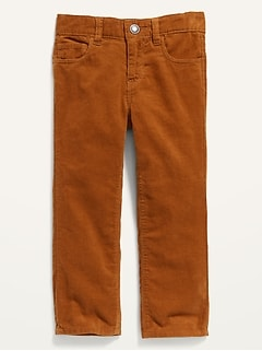 Five-Pocket Corduroy Pants for Toddler Boys