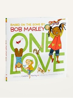 <i>One Love</i> Picture Book for Kids (Based on the Song by Bob Marley