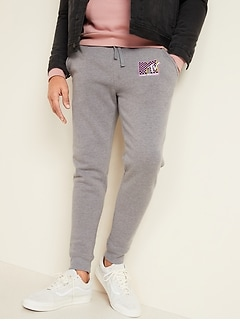 MTV™ Gender-Neutral Jogger Sweatpants for Men & Women