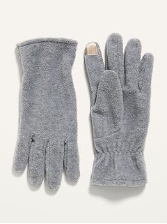 Go-Warm Performance Fleece Text-Friendly Gloves for Women