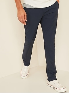 Slim Go-Dry Cool Hybrid Chino Pants for Men