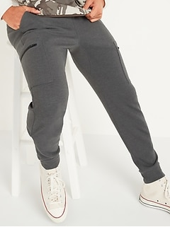 Dynamic Fleece Cargo Jogger Pants for Men