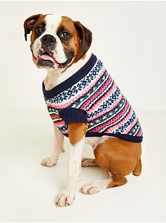 Cozy Sweater for Pets