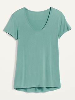 UltraLite Scoop-Neck Performance Top for Women