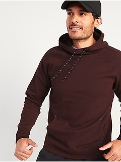 Dynamic Fleece Pique Pullover Hoodie for Men