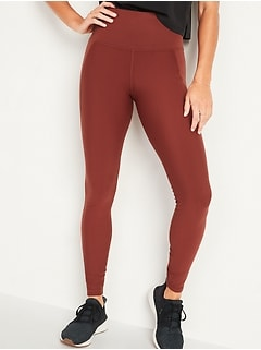 High-Waisted Elevate Built-In Sculpt Leggings for Women
