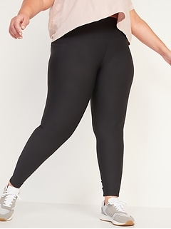 High-Waisted Elevate Powersoft Plus-Size Leggings
