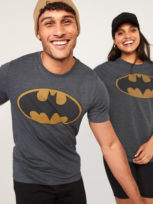 DC Comics&#153 Batman Graphic Gender-Neutral Tee for Adults