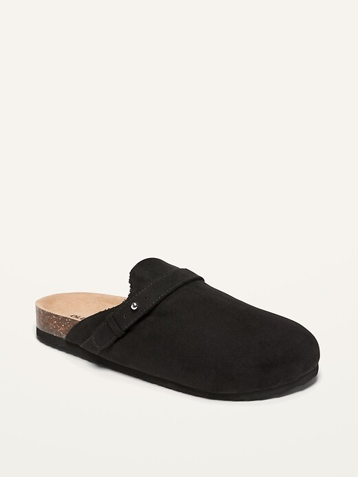 Faux-Suede Clog Sandals for Girls