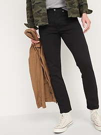 Deals on Slim Rigid Non-Stretch Twill Five-Pocket Pants for Men