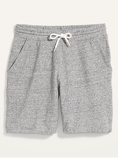 Soft-Washed Jogger Sweat Shorts for Men -- 7.5-inch inseam
