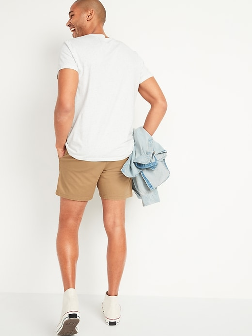 Slim Ultimate Chino Shorts for Men -- 6-inch inseam