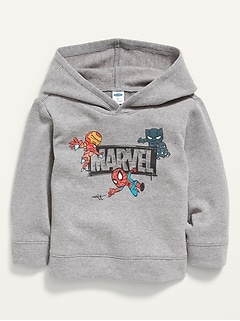Unisex Licensed Pop-Culture Pullover Hoodie for Toddler