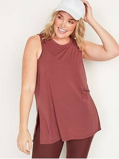 UltraLite All-Day Tunic Tank Top for Women