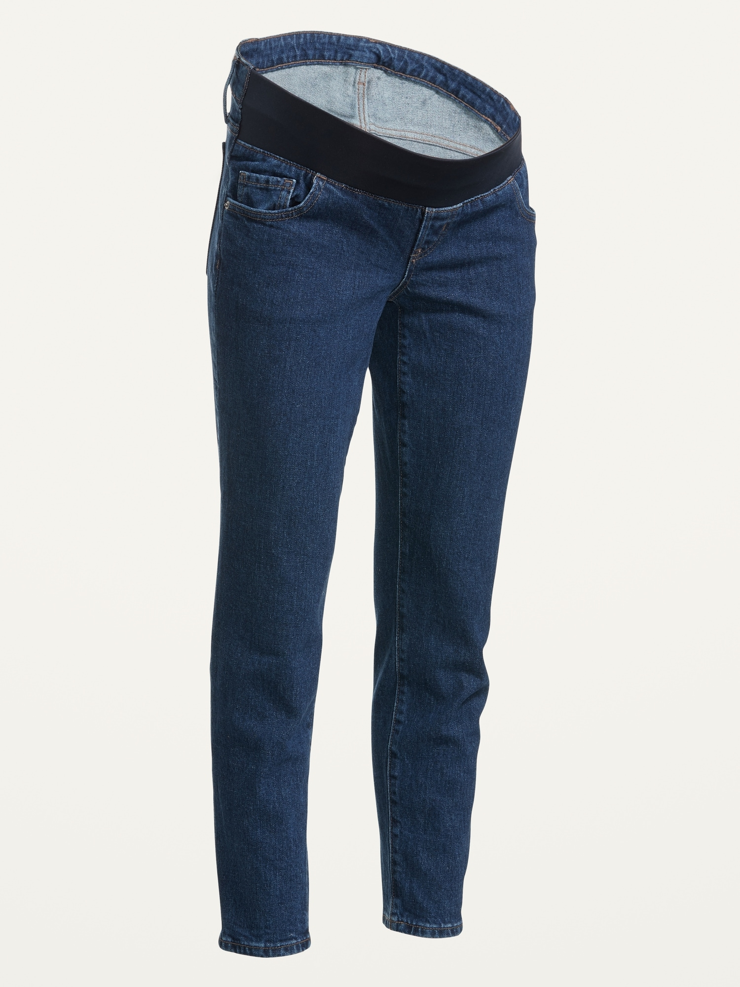 Old Navy Maternity Front Low Panel O.G. Straight Jeans