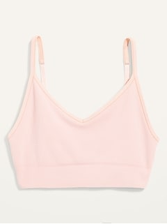 Seamless Lounge Bralette Top for Women