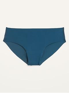 Soft-Knit No-Show Hipster Underwear for Women